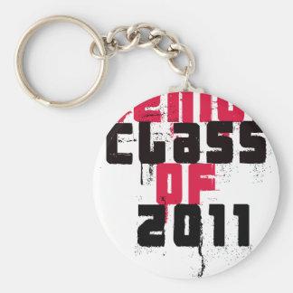 Senior Class Of 2011 Keychains