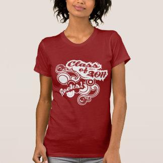 Senior Class of 2011 Rocks! T-shirts