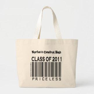 Senior Class of 2011 Tote Bag