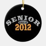 Senior Class of 2012 Christmas Ornament