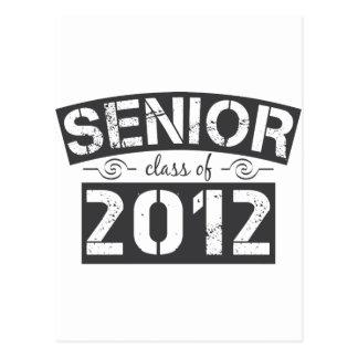 Senior Class of 2012 Postcard