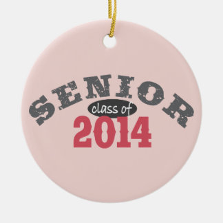 Senior Class of 2014 Ornaments