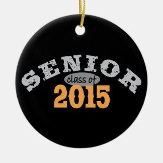 Senior Class of 2015 Ornament