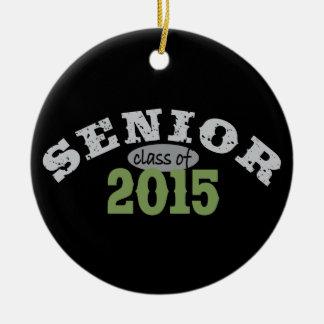 Senior Class of 2015 Christmas Ornament