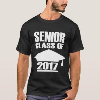 SENIOR CLASS OF 2017 T-Shirt