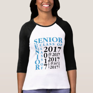 Senior Class Of 2017 T-Shirt