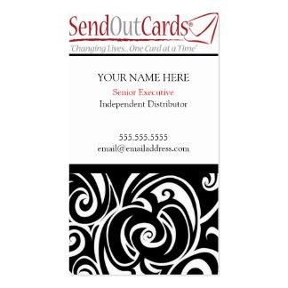 Senior Executive Business Card Templates