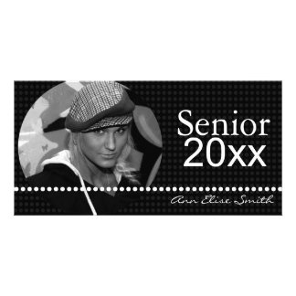 Senior / Graduate Personalized Announcement Card Photo Greeting Card