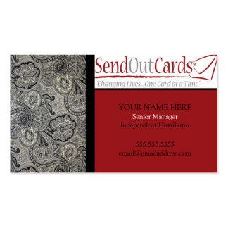 Senior Manager Business Card