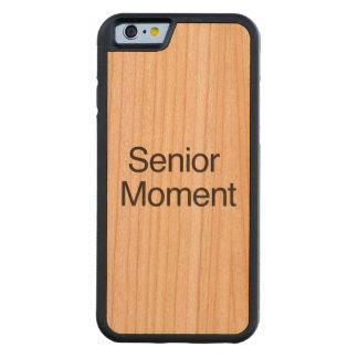 Senior Moment.ai Carved® Cherry iPhone 6 Bumper Case
