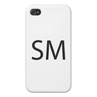 Senior Moment ai iPhone 4 Case