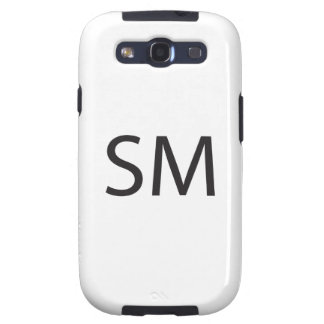Senior Moment ai Samsung Galaxy SIII Cover