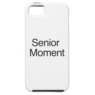 Senior Moment Case For The iPhone 5