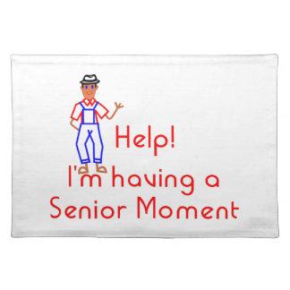 Senior Moment Place Mats