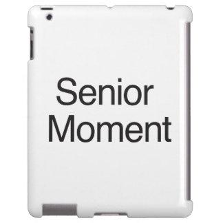 Senior Moment iPad Case