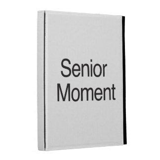 Senior Moment iPad Cases