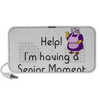 Senior Moment Mp3 Speaker