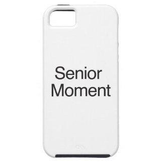 Senior Moment Tough iPhone 5 Case
