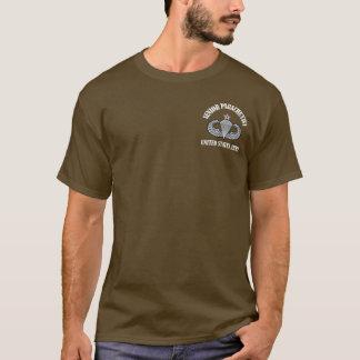 Senior Parachutist Badge T-Shirt