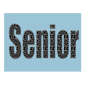 Senior Postcards Change the Background Color