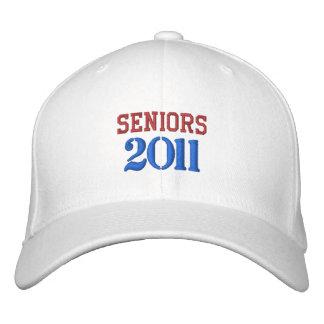 SENIORS  2011 BASEBALL CAP
