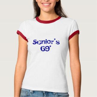 Senior's 69' tee shirts