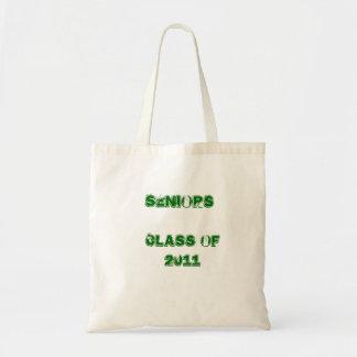SENIORS, CLASS OF 2011 BAG