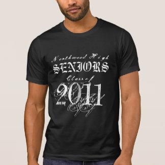 Seniors Class of 2011 Tshirt