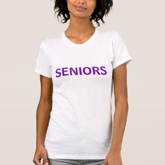 SENIORS - Customized - Option 1 T-shirts