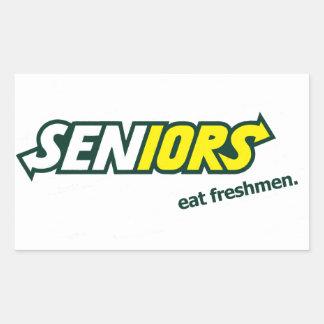 Seniors Sticker