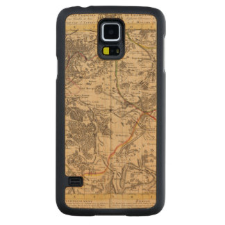 Senlis France Carved Maple Galaxy S5 Case