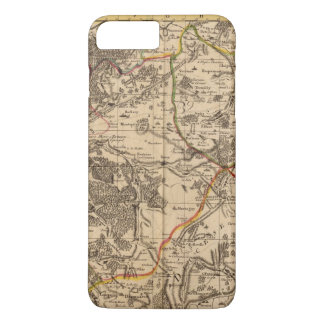 Senlis France iPhone 8 Plus/7 Plus Case