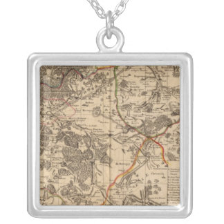 Senlis France Silver Plated Necklace
