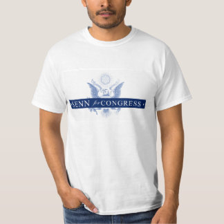 SENN for CONGRESS T-Shirt