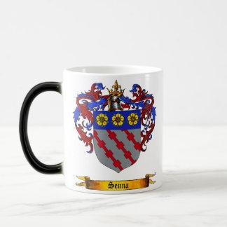 Senna Shield of Arms Mug
