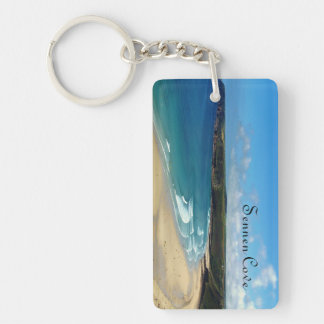 Sennen Cove Cornwall England Key Ring