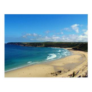 Sennen Cove Cornwall England Postcard