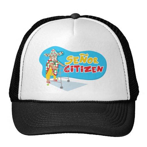 Senor Citizen strikes again! Trucker Hats