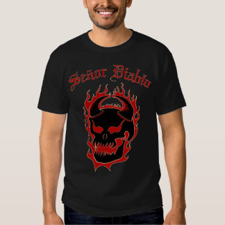 Señor Diablo Tee Shirt