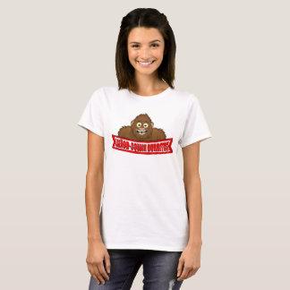 Senor-Squatch Burritos Women's T-Shirt