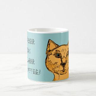 Sensai Kitty Coffee Mugs