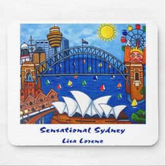 Sensational Sydney Mouse Pad