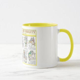 Sense and Sensibility Mug
