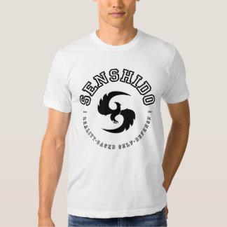 Senshido Collegiate Style T Shirt
