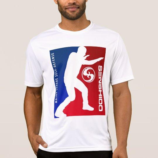 Senshido Major League Self-Defence T-Shirt