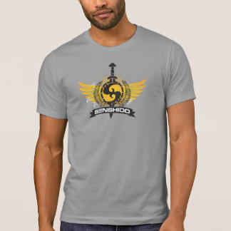 Senshido Wings, Shield and Sword Trinity T-Shirt
