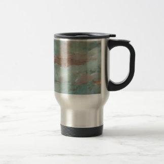 Sensitive Resignation Stainless Steel Travel Mug