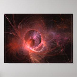 Sensual feeling - fractal art print