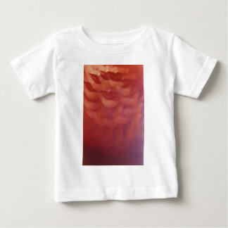 Sensual network lips surrealist analog film print t-shirts