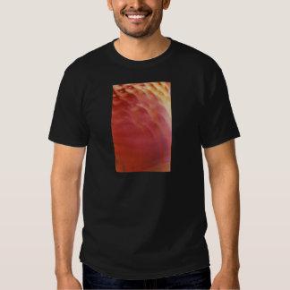 Sensual network lips surrealist analog film print tshirts